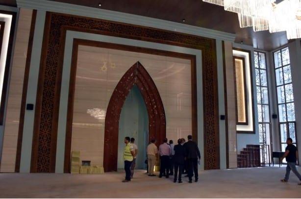 Bakan Hulusi Akar'ın Yaptırdığı Camiyi Cumhurbaşkanı Erdoğan İbadete Açacak