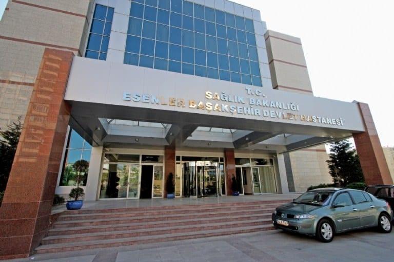 Başakşehir Devlet Hastanesi Nerededir?