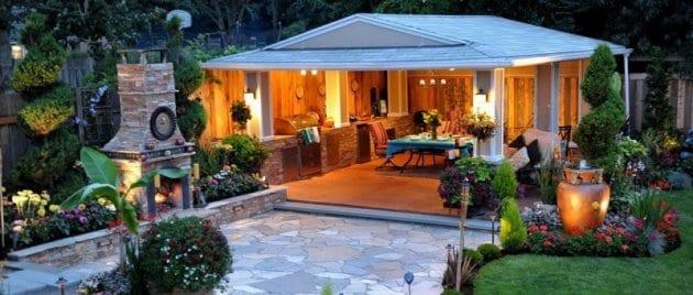 En İyi Bahçe Tasarımları
