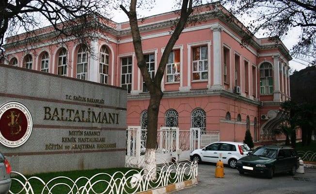 Metin Sabancı Baltalimanı Kemik Hastalıkları Eğitim ve Araştırma Hastanesi