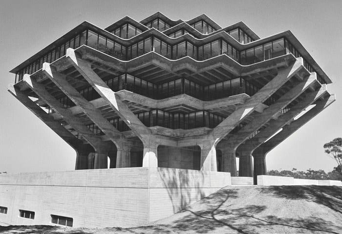 Brütalist mimari nedir?