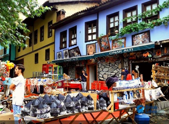 Türkiye'de Gezilmesi ve Görülmesi Gereken Yerler