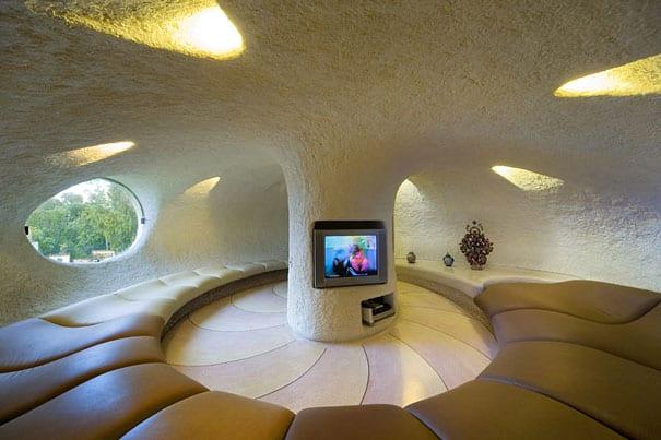 Deniz Kabuğu Ev