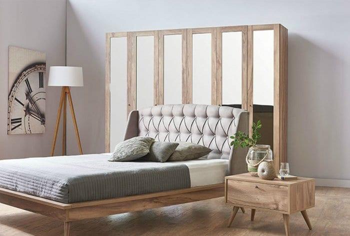 Yatak Odası Mobilyalarında Trendler