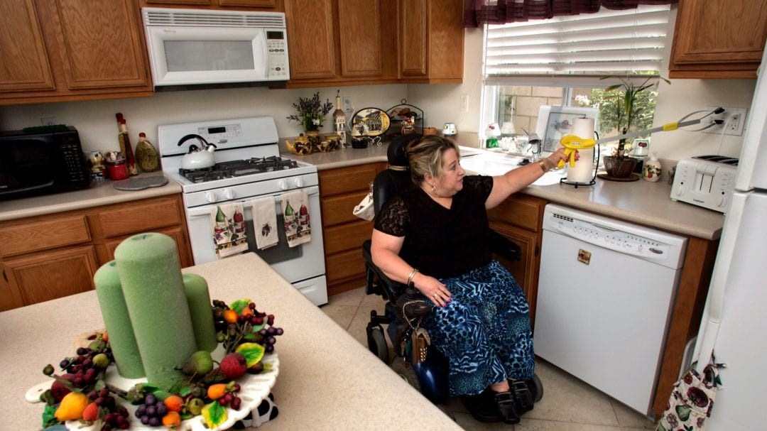 engelliler için ideal ev