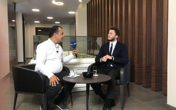 Hasanoğlu İnşaat Yönetim Kurulu Başkan Yardımcısı Haluk Hasanoğlu