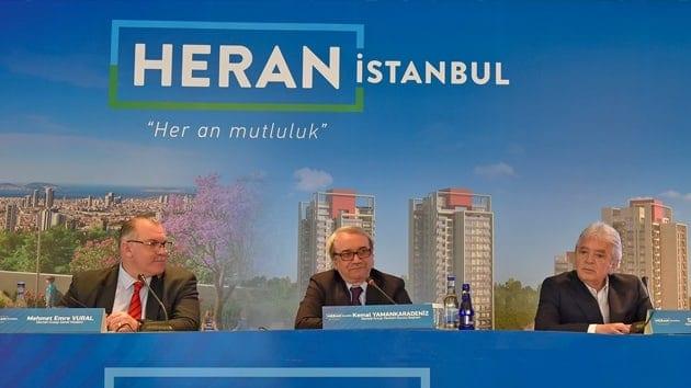 Heran İstanbul fiyat listesi!