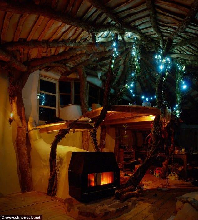 hobbit evi iç mekan