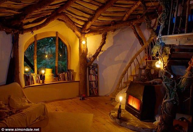 hobbit evi pencere