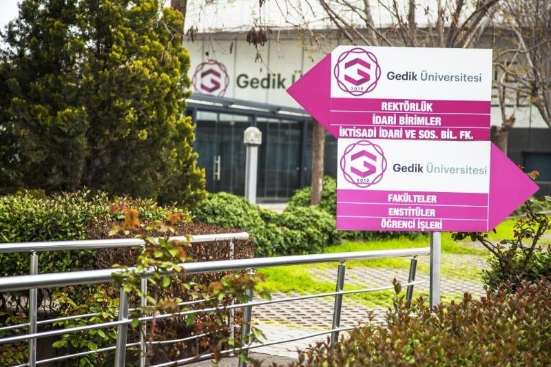 Gedik Üniversitesi İstanbul