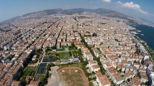 İzmir'de Yapılaşmanın Yüzde 45'i Kötü!