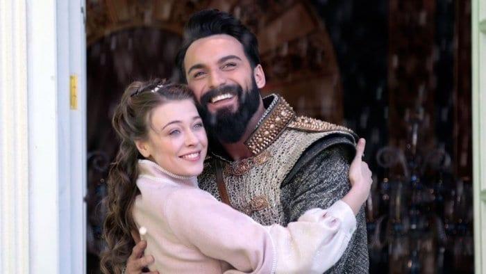 Kalbimin Sultanı dizisi nerede çekiliyor?