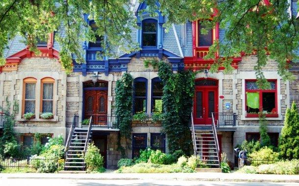 Masalsı Kanada Evleri