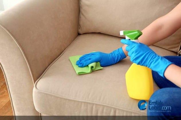 Koltuk Temizleme İçin Püf Noktalar