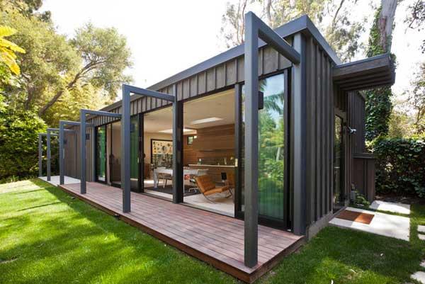 En Güzel Konteyner Ev Modelleri