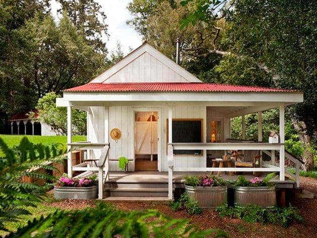 Küçük Evler İçin Yaratıcı Dekorasyon Fikirleri