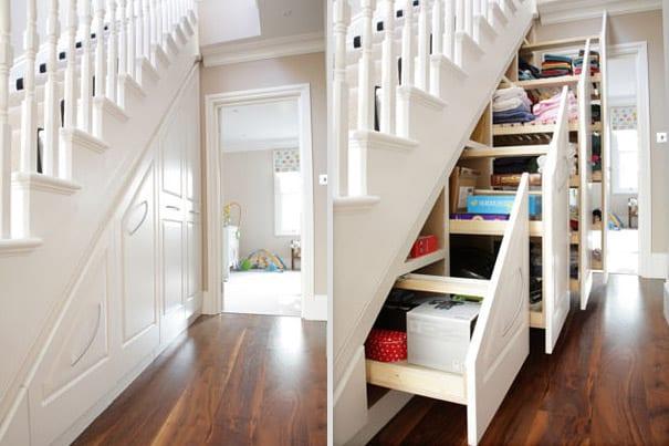 merdivenaltıdepolama