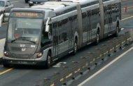 İstanbul'da Metrobüs Ulaşımı