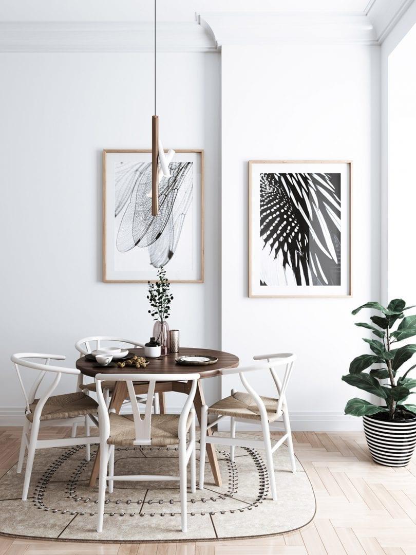 minimalisttablo