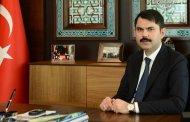 Çevre Bakanı Murat Kurum : Artık Önüne Gelen İnşaat Yapamayacak!