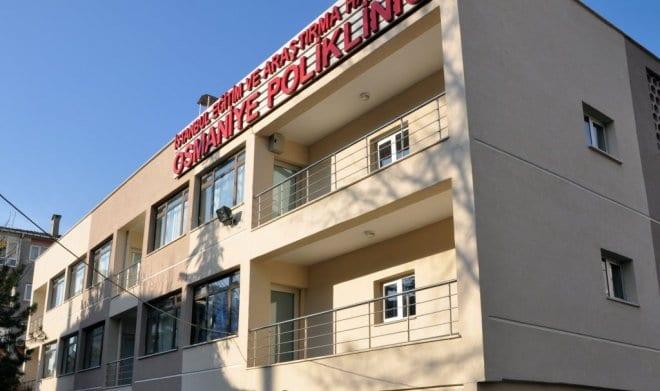 İstanbul Eğitim ve Araştırma Hastanesi Osmaniye