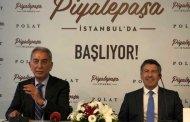 Piyalepaşa İstanbul projesinde yaşam başladı!