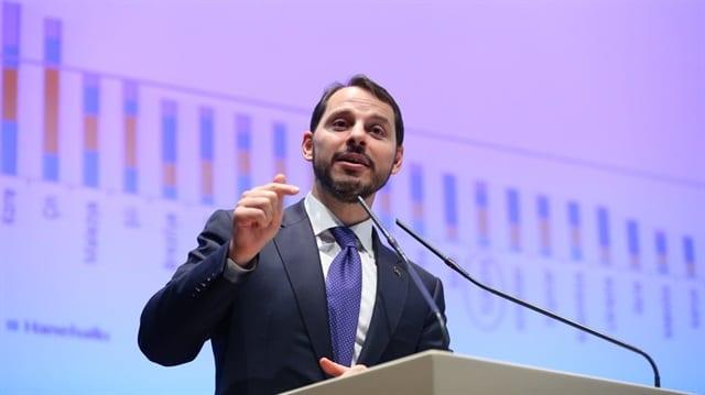 Hazine ve Maliye Bakanı Berat Albayrak Sosyal Medyadan Paylaştı