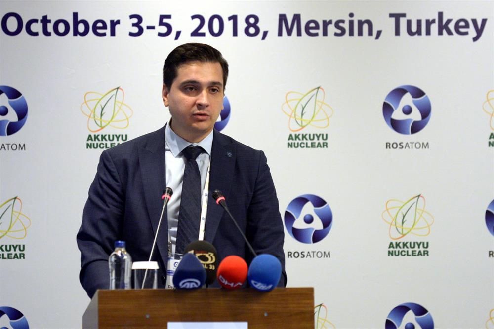 Akkuyu Yönetim Kurulu Başkan Yardımcısı: Akkuyu Mersin'in gururu olacak