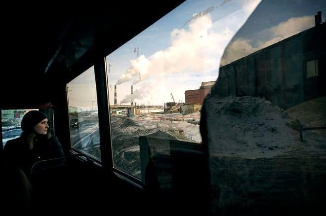 Buzu ve Karanlığı İle Korkutan Şehir: Norilsk
