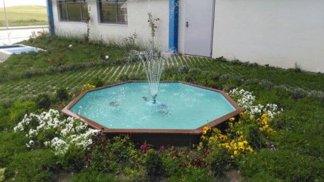 Süs Havuzu Nasıl Yapılır?