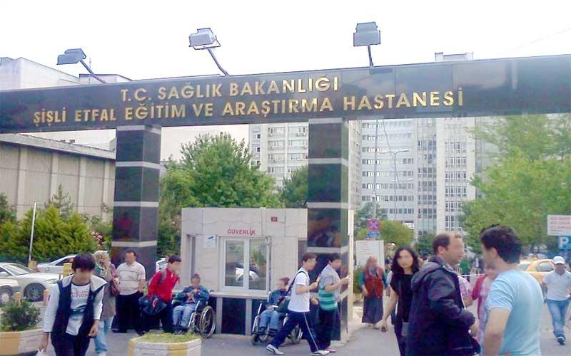 Şişli Etfal Eğitim ve Araştırma Hastanesi