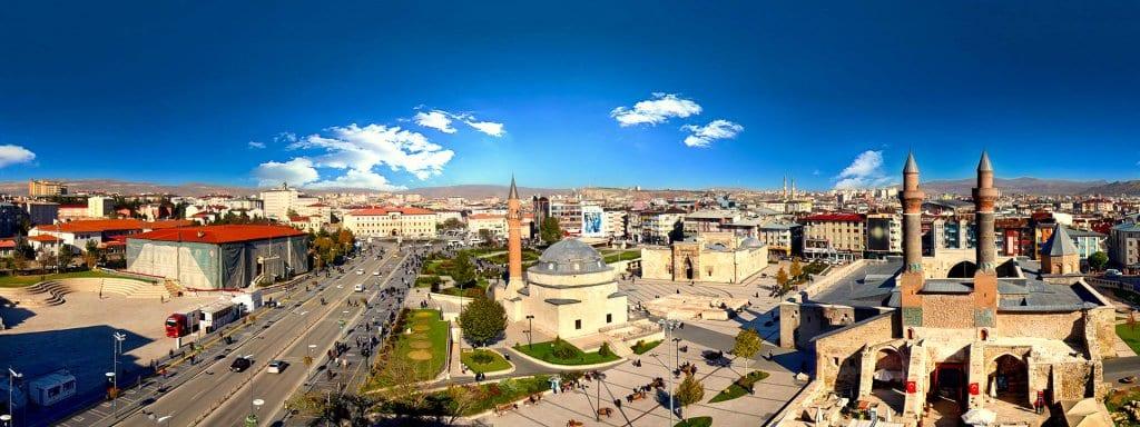 Türkiye'nin En Büyük 10 İli Yüzölçümü