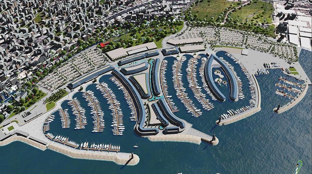 viaport-marina-nerede