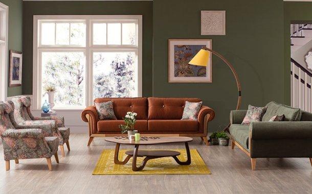 Weltew Home yeni ürünleriyle CNR İmob Mobilya Fuarı'nda