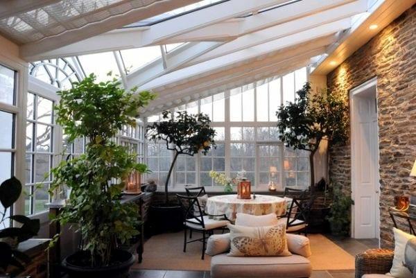 Balkonunuzu Kışın Da Kullanabilirsiniz!