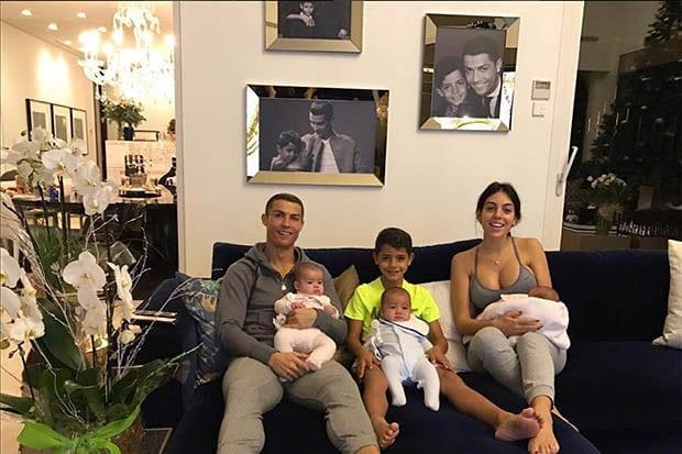 christiano-ronaldonun-ailesi